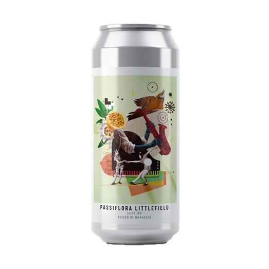 Cerveja Octopus Passiflora Littlefield, 473ml