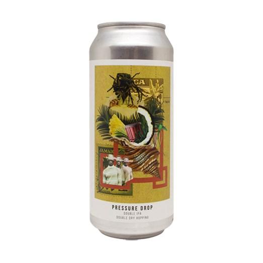 Cerveja Octopus Pressure Drop, 473ml