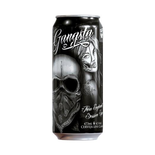 Cerveja OverHop Gangsta, 473ml