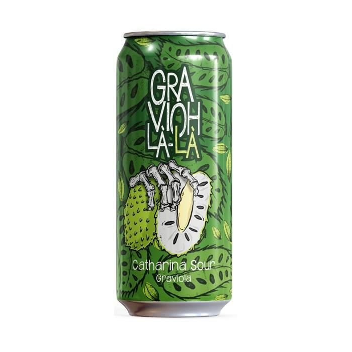 Cerveja OverHop GraviOH-Là-Là, 473ml