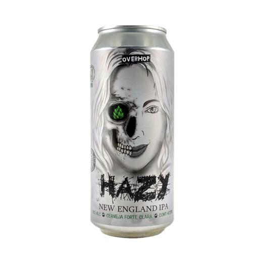 Cerveja OverHop Hazy, 473ml