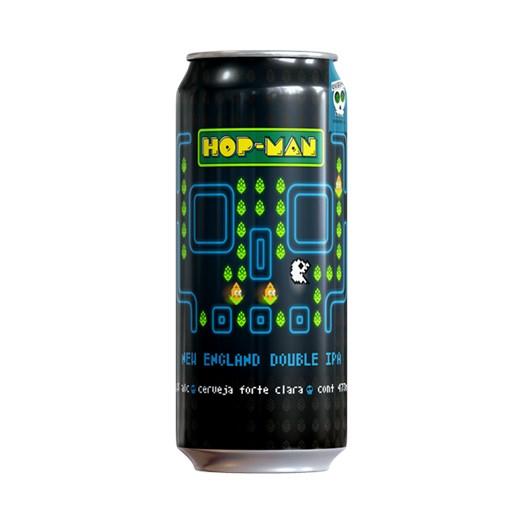 Cerveja OverHop Hop-Man, 473ml