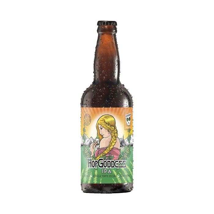 Cerveja OverHop HopGoddess, 500ml