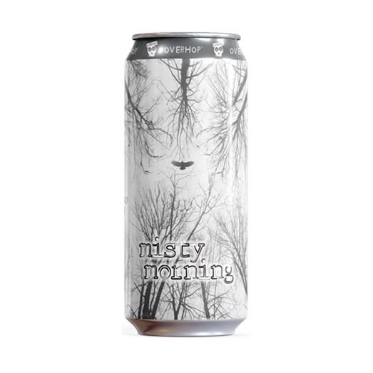 Cerveja OverHop Misty Morning, 473ml