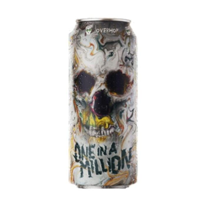 Cerveja OverHop One in a Million, 473ml