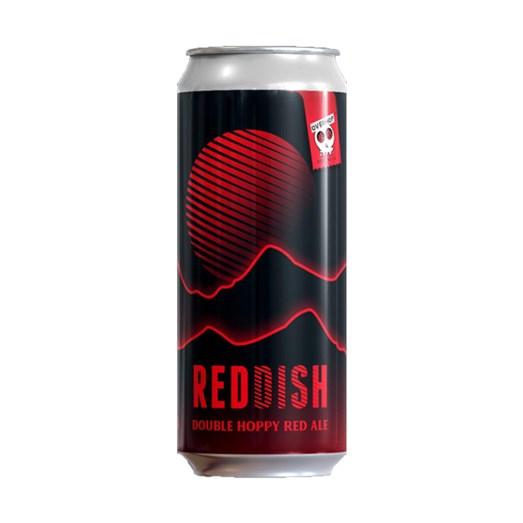 Cerveja OverHop Reddish, 473ml