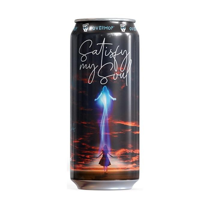 Cerveja OverHop Satisfy My Soul, 473ml