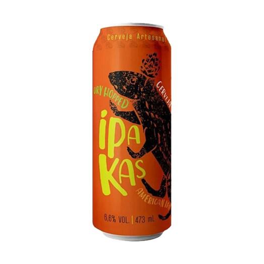 Cerveja PaKas IpaKas, 473ml