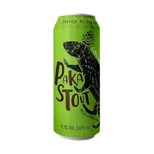 Cerveja PaKas PaKaStout, 473ml