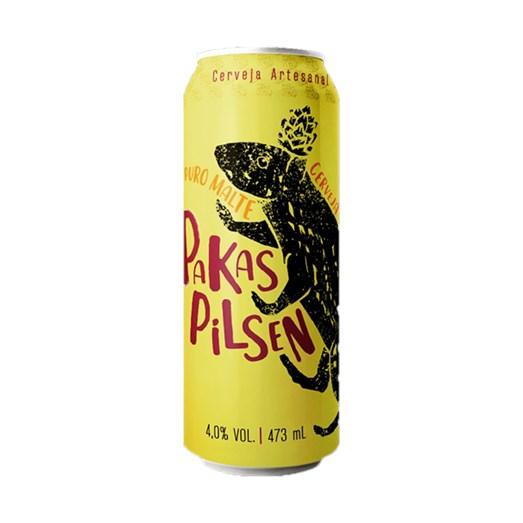 Cerveja PaKas Pilsen, 473ml