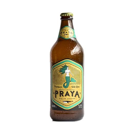 Cerveja Praya Witbier, 600ml