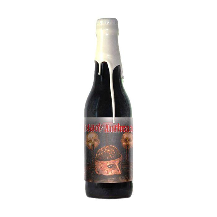 Cerveja Quatro Graus Black Anthrax 2019, 355ml