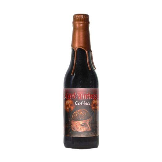 Cerveja Quatro Graus Black Anthrax Coffea 2019, 355ml