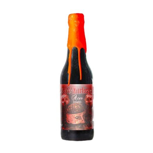 Cerveja Quatro Graus Black Anthrax Maple 2019, 355ml