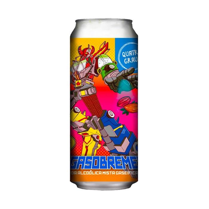 Cerveja Quatro Graus Megasobremesa, 473ml