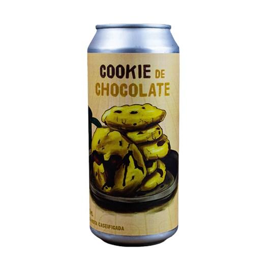 Cerveja Salvador Cookie de Chocolate, 473ml