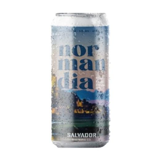 Cerveja Salvador Normandia, 473ml