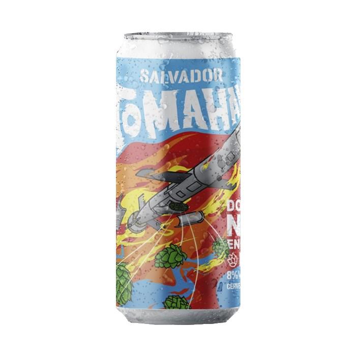Cerveja Salvador Tomahawk, 473ml