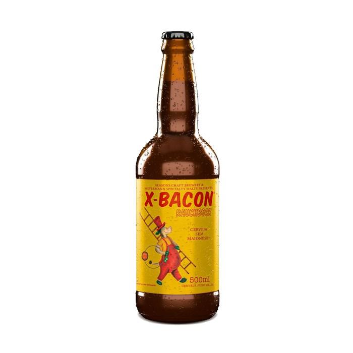 Cerveja Seasons X-Bacon, 500ml