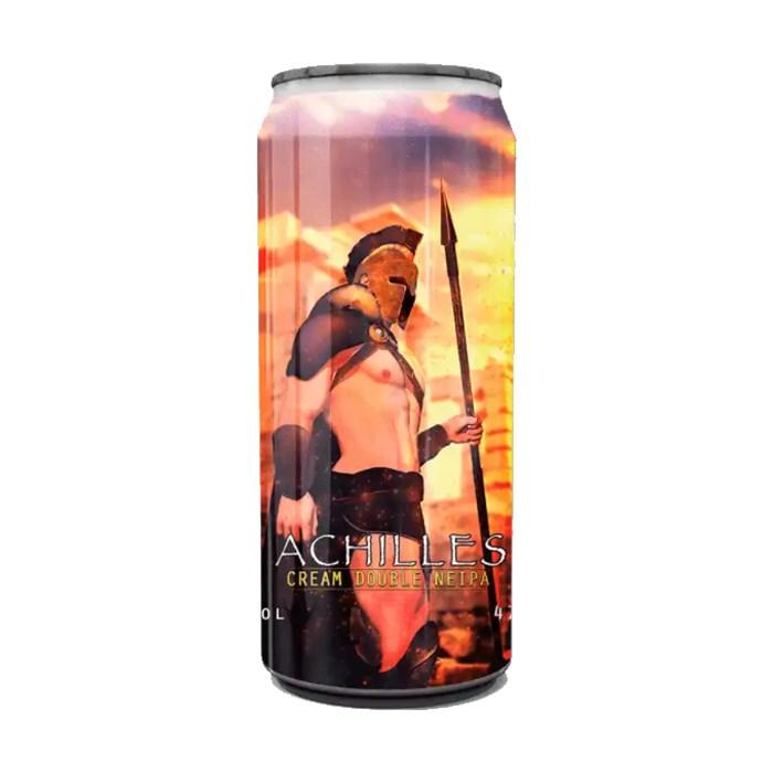 Cerveja Spartacus Achilles, 473ml
