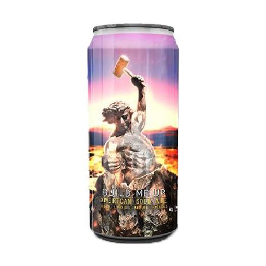 Cerveja Spartacus Build me Up, 473ml