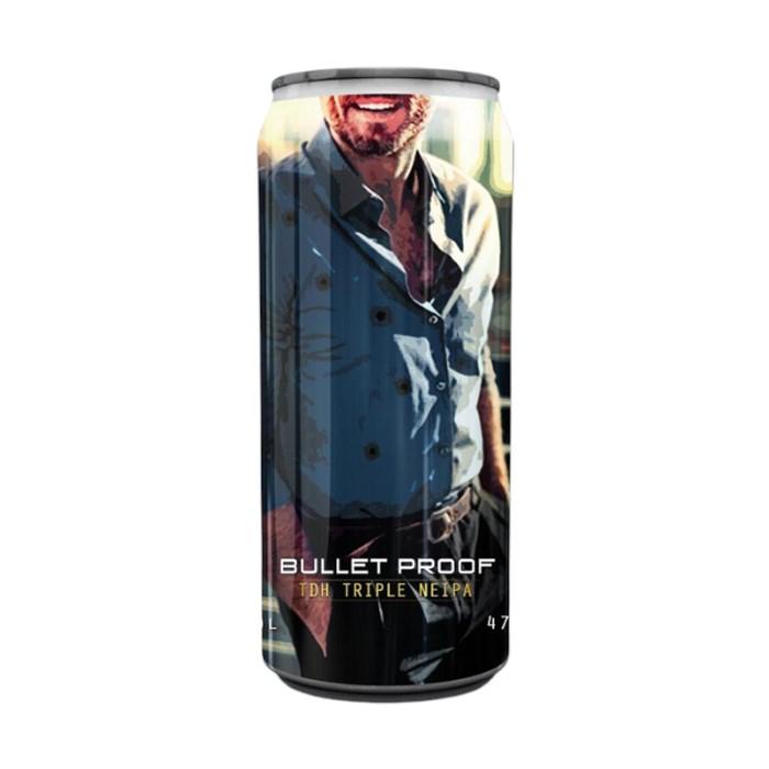 Cerveja Spartacus Bullet Proof, 473ml