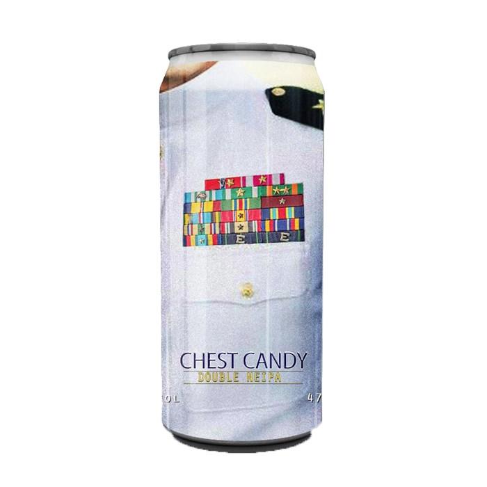 Cerveja Spartacus Chest Candy, 473ml