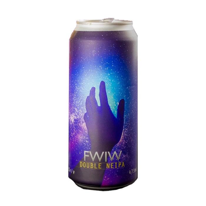 Cerveja Spartacus FWIW, 473ml