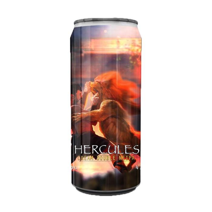 Cerveja Spartacus Hercules, 473ml