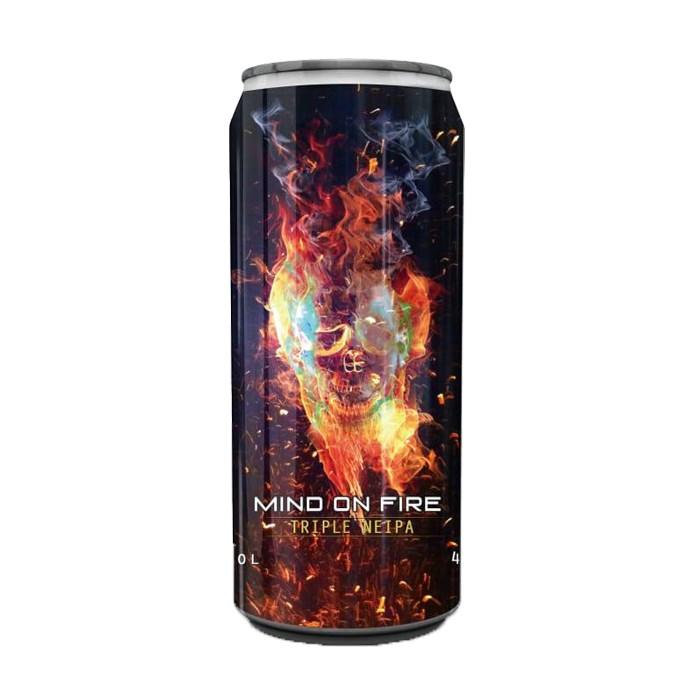 Cerveja Spartacus Mind On Fire, 473ml