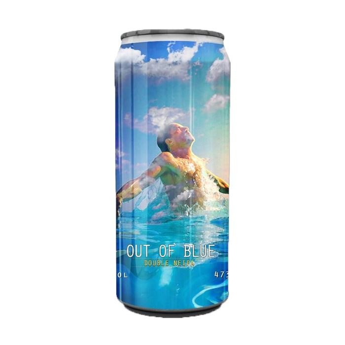 Cerveja Spartacus Out of The Blue, 473ml