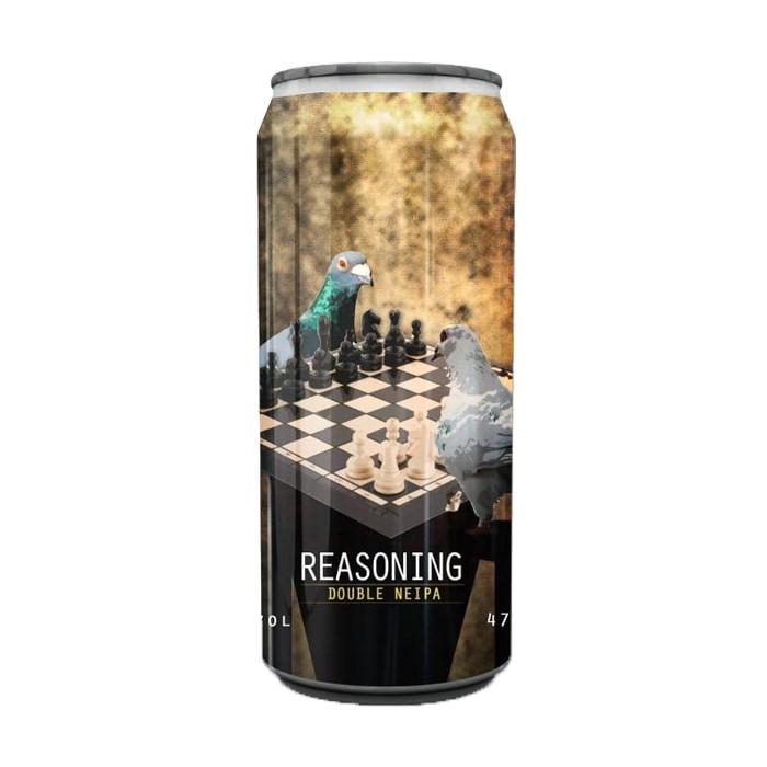Cerveja Spartacus Reasoning, 473ml