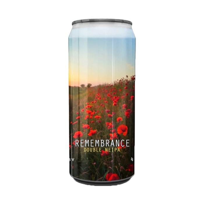 Cerveja Spartacus Remembrance, 473ml