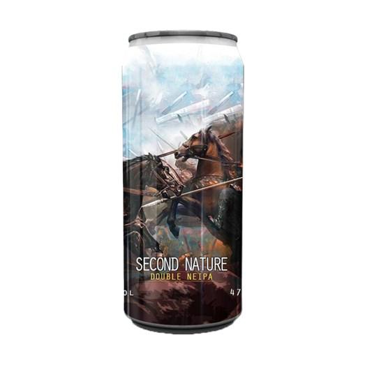 Cerveja Spartacus Second Nature, 473ml