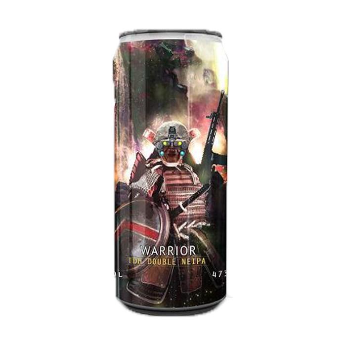 Cerveja Spartacus Warrior, 473ml