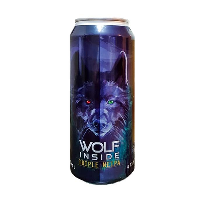 Cerveja Spartacus Wolf Inside, 473ml