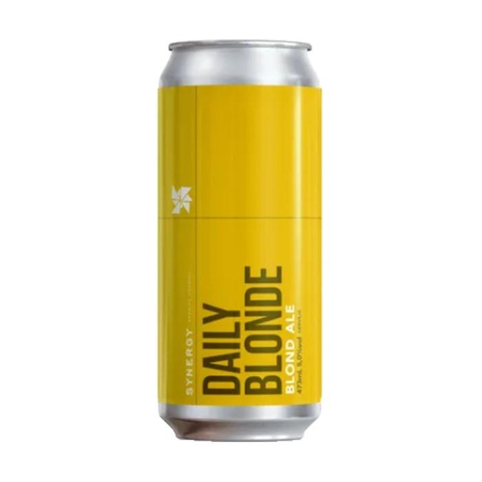 Cerveja Synergy Daily Blonde (Saaz Hops), 473ml