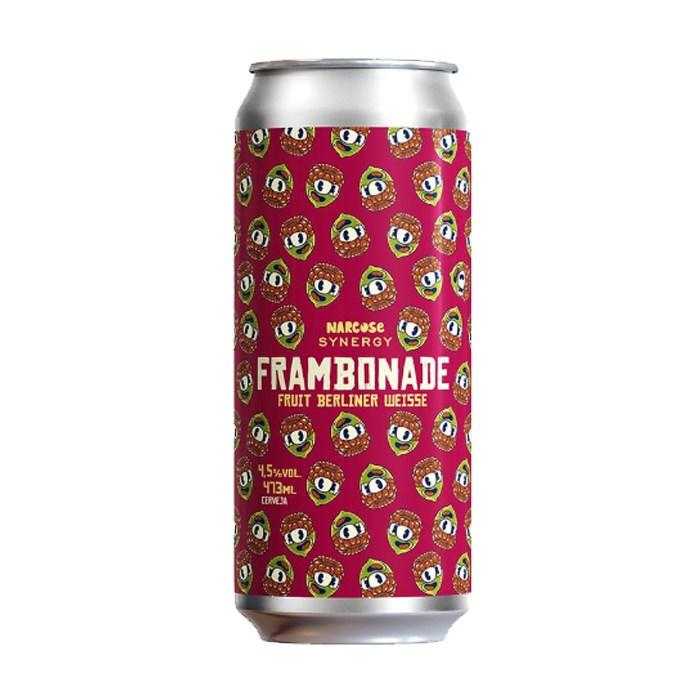 Cerveja Synergy Frambonade, 473ml