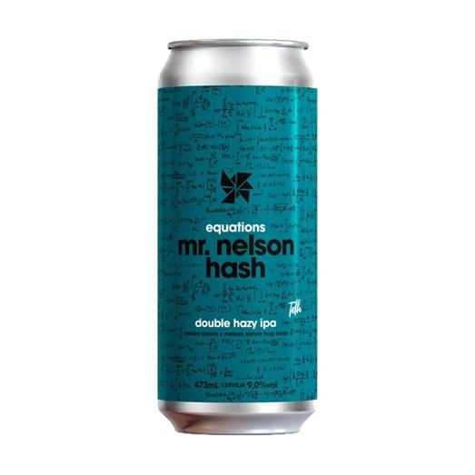 Cerveja Synergy Mr. Nelson Hash, 473ml