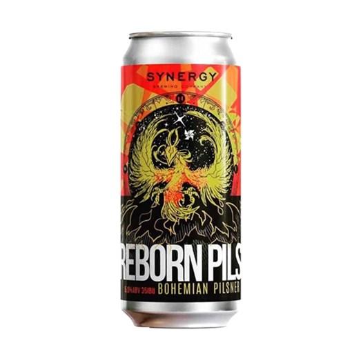 Cerveja Synergy Reborn Pils, 473ml