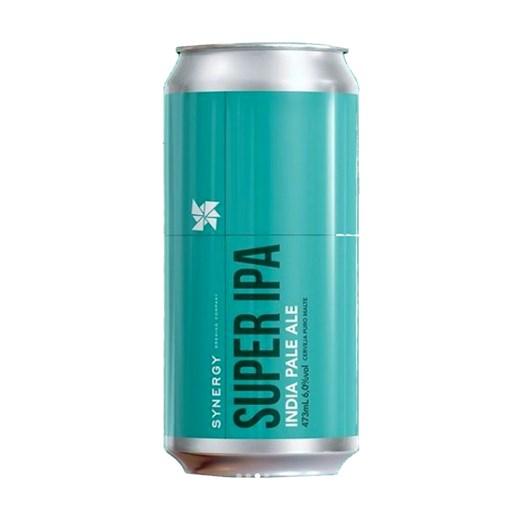 Cerveja Synergy Super IPA, 473ml