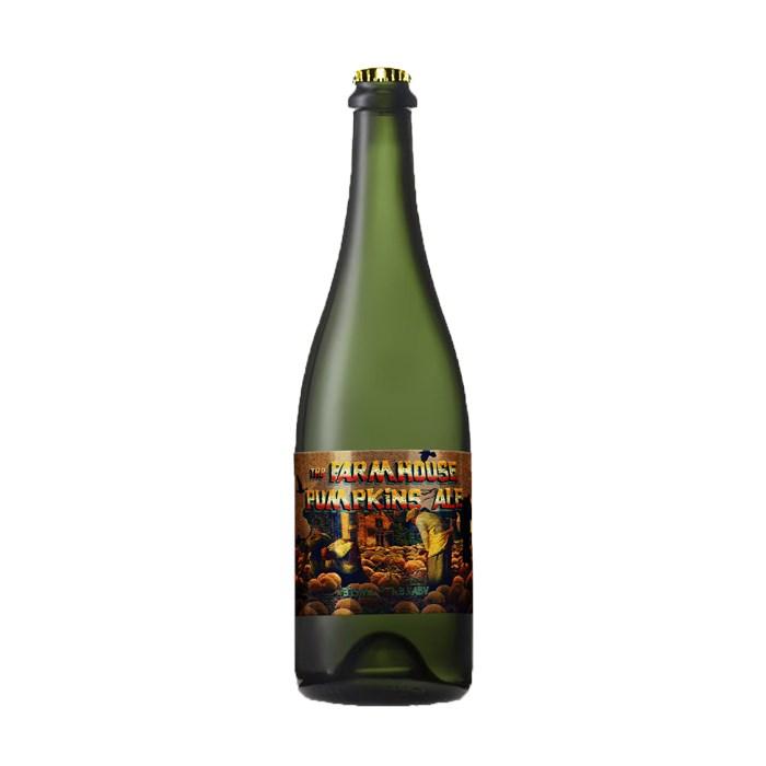 Cerveja Taberna MF e Zapata The Farmhouse Pumpkin Ale, 375ml