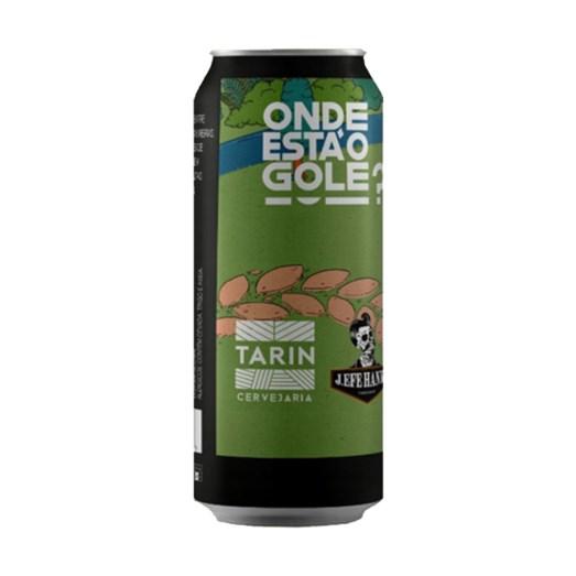 Cerveja Tarin e Hankzbier Onde Está o Gole? - BR-3, 473ml
