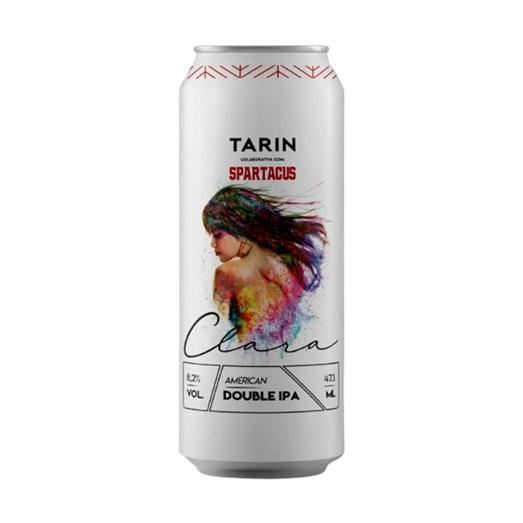 Cerveja Tarin e Spartacus Clara, 473ml