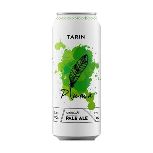 Cerveja Tarin Pluma, 473ml