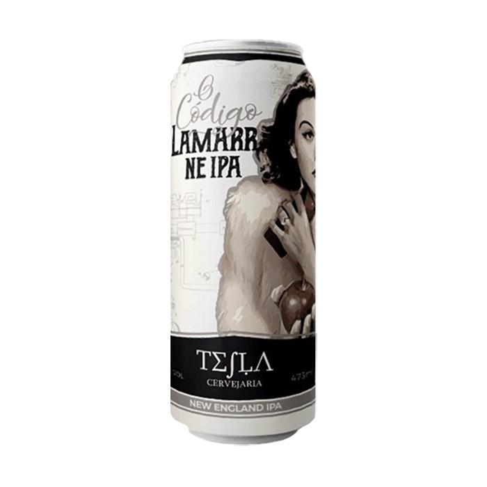 Cerveja Tesla O Código Lamarr, 473ml