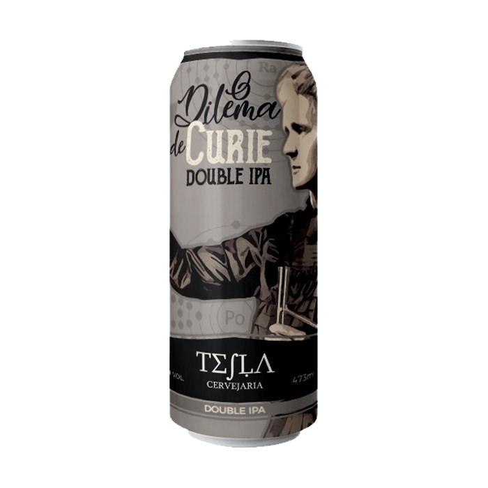 Cerveja Tesla O Dilema de Curie, 473ml