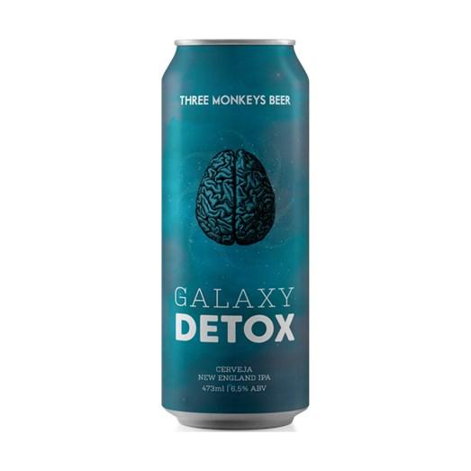 Cerveja Three Monkeys Galaxy Detox, 473ml