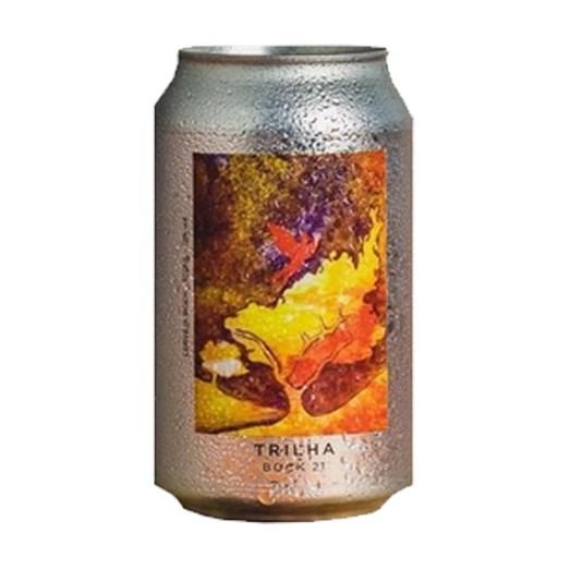 Cerveja Trilha BOCK 21, 350ml