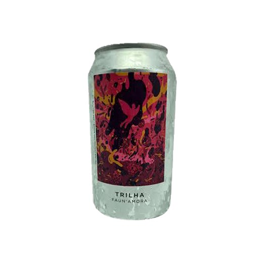 Cerveja Trilha Faun'Amora, 350ml
